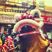 Photo taken at Chinatown by Andy O. on 1/29/2012