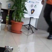 Photo taken at Proton Edar Service Centre by Aimi on 9/21/2011