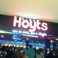 Photo taken at Hoyts by Emiliano T. on 6/10/2012