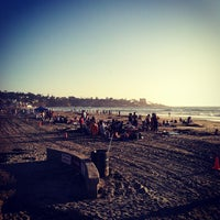 Foto tirada no(a) La Jolla Shores Beach por Paul W. em 6/7/2012