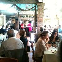 Photo taken at Ristorante Gemelli by Frankie V. on 3/11/2012