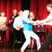 Photo taken at Court Square Theater by Allison D. on 8/20/2012
