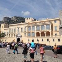 Photo taken at Palais Princier de Monaco by Lutz D. on 5/15/2012