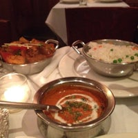 Photo taken at Brick Lane Curry House by Laura C. on 7/5/2012