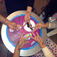 Photo taken at Menchies by Stacey K A. on 4/3/2012