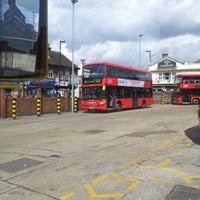 Photo taken at Hounslow Bus Station by Ian M. on 6/17/2012