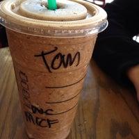 Photo taken at Starbucks by Tom R. on 5/6/2012