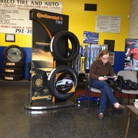 Photo taken at Greco Tire and Auto by Alexander H. on 11/15/2011