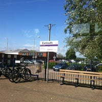 Photo taken at Exmouth Railway Station (EXM) by Elena on 5/29/2012