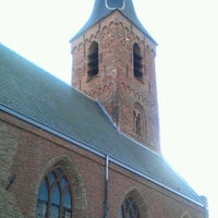 Photo taken at Dorpskerk by Ronald M. on 10/31/2011