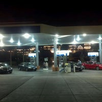 Photo taken at Chevron by David B. on 10/21/2011
