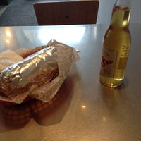 Photo taken at Chipotle Mexican Grill by Eric C. on 3/29/2012