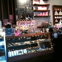 Photo taken at Cupcake Royale and Verite Coffee by Rich W. on 12/20/2010