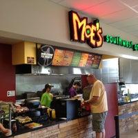 Photo taken at Moe's Southwest Grill by Joe S. on 6/20/2012