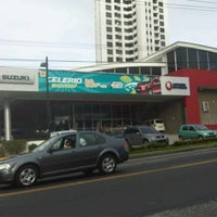Photo taken at Motores Japoneses (Suzuki) by Isaac J. on 10/29/2011