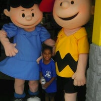 Photo taken at Camp Snoopy by Tujuana S. on 7/10/2011