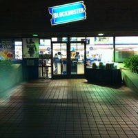 Photo taken at Blockbuster by Greg on 12/10/2011