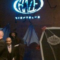 Photo taken at HAZE Nightclub by Tymesia W. on 10/28/2011