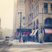 Photo taken at The Pfister Hotel by Billy S. on 1/20/2012