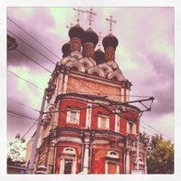 Снимок сделан в Таганская площадь пользователем Stanislav 7/20/2012