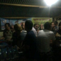 Photo taken at warung si pitung by Michelle C. on 8/7/2012