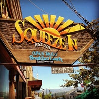 Photo taken at Squeeze In by Matt P. on 6/10/2012
