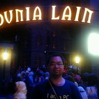Photo taken at Dunia Lain by Holy C. on 9/5/2011