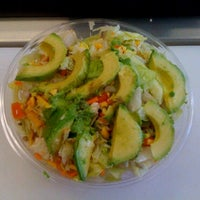Photo taken at Salad Creations by Lisa B. on 4/18/2011