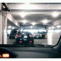 Photo taken at Logan Airport Employee Parking Garage by Amy S. on 11/21/2011