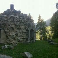Photo taken at Fort Strino by Francesco on 8/28/2011