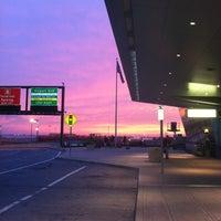 Photo taken at Terminal 8 by Jessi J. on 9/24/2011
