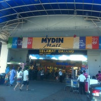 Photo taken at Mydin Mall by Tee W. on 11/11/2011