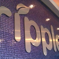 Photo taken at Ripple Pure Frozen Yogurt by Alie B. on 1/15/2012