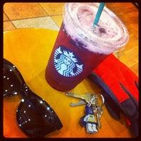 Photo taken at Starbucks by SYU S. on 8/1/2012
