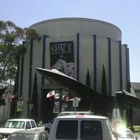 Das Foto wurde bei San Diego Air & Space Museum von Sean T. am 8/23/2011 aufgenommen
