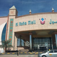 Photo taken at Al Raha Mall by Vinod N. on 10/31/2011