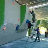 Photo taken at Milan climbing by Eu on 4/16/2011