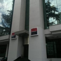 Photo taken at Bank Republic ATM | Société Générale Group by Vasil G. on 5/6/2012
