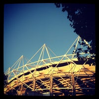 Photo taken at Allianz Stadium by Scott B. on 2/23/2012