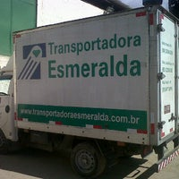 Photo taken at Transportadora Esmeralda by JardBezerra | Tim LAB on 5/15/2012