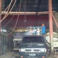 Photo taken at PT MURNI GAS RAYA (New Factory) by RiscaNandita M. on 5/8/2012