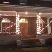 Photo taken at Sigma Chi Fraternity - University of Michigan by Eric R. on 3/24/2011
