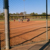 Photo taken at Krieg Field Softball Complex by Emiliano R. on 9/20/2011