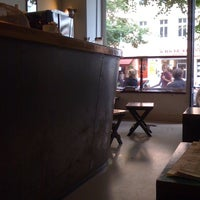 Photo taken at Passenger Espresso by Andy W. on 9/1/2011