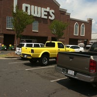 Photo taken at Lowe's Home Improvement by Erin B. on 7/23/2011