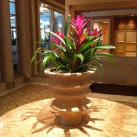 Photo taken at Spa - Beau Rivage by Larissa A. on 8/17/2011