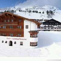 Photo taken at Hotel Landhaus Panorama in Obertauern by Josef S. on 1/11/2011