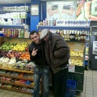 Photo taken at Delion Deli & Grocery by Anthony C. on 12/17/2011
