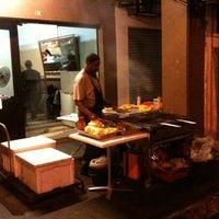 Photo taken at Mustafa Jones Burger by Amir I. on 10/1/2011