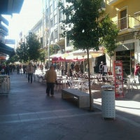 Photo taken at Calle Ancha by Antonio C. on 2/8/2012